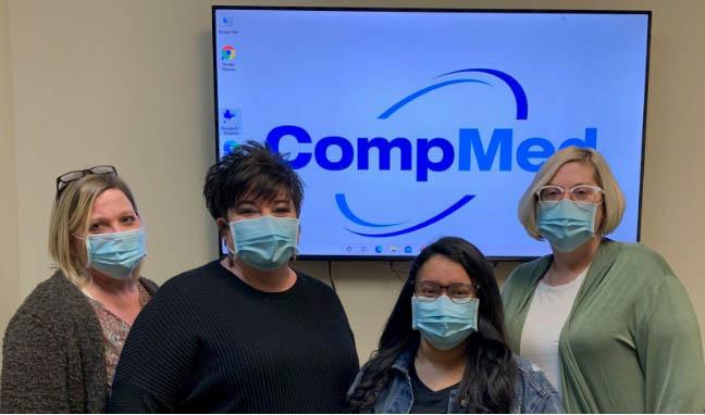 CompMed partners with Georgia Northwestern Technical College's Internship Program